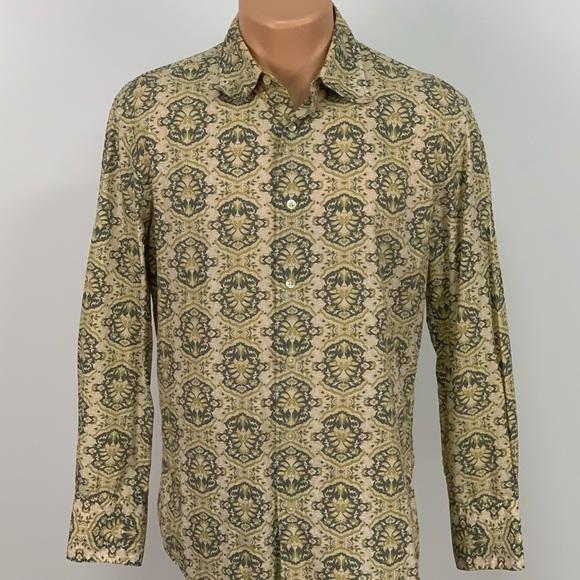 John Varvatos Other - John Varvatos Floral Button Down Shirt